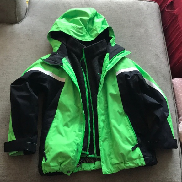 27f88670f Boys North Face Triclimate jacket